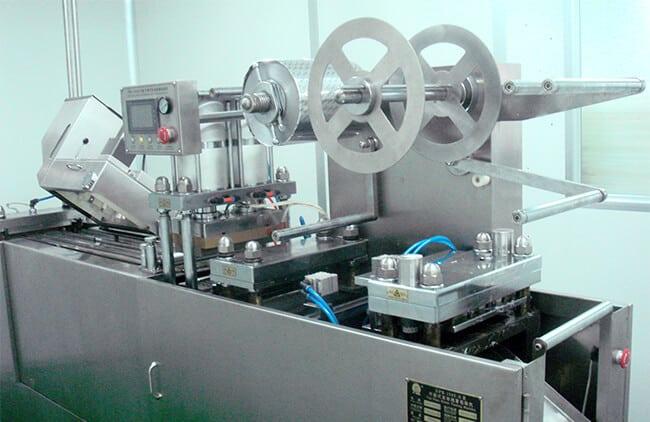 Capsule filling equipment