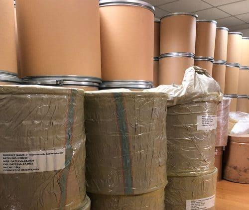 NMN bulk powder package 25kg drum