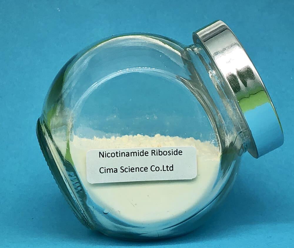 Nicotinamide riboside chloride powder ,CAS 23111-00-4, NR