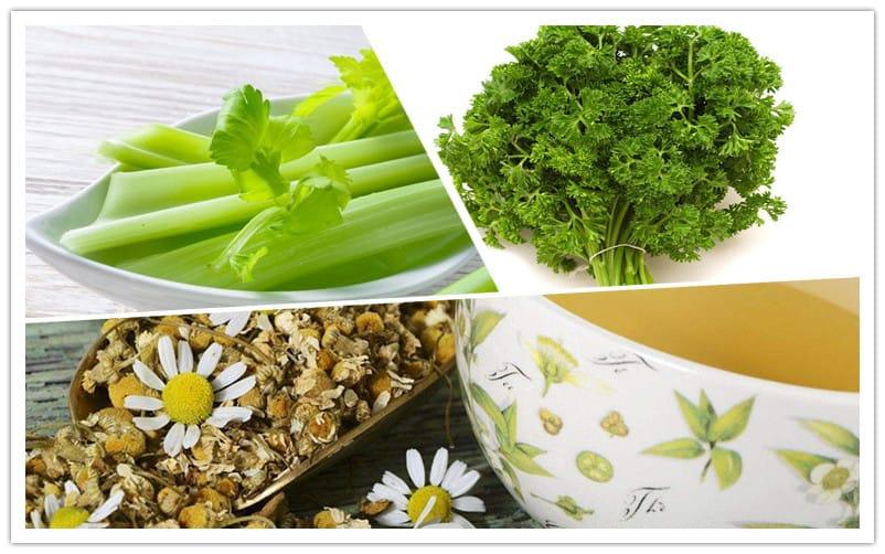 food sources of apigenin