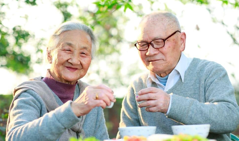 Jiaogulan for anti-aging