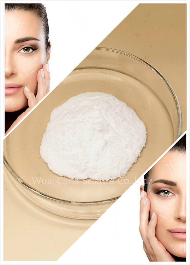 L-Glutathione Reduced for anti-aging and beauty brightener