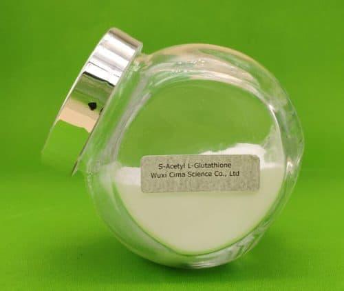 S-acetyl L-glutathione powder