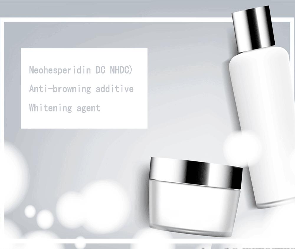 NHDC for cosmetics