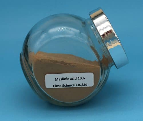 maslinic acid 10% powder