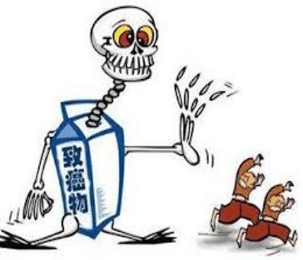 Carcinogen in foods