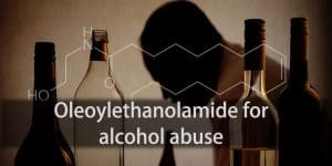 Oleoylethanolamide for alcohol abuse