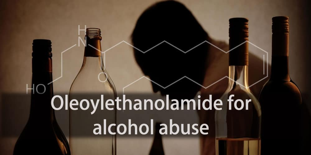 Oleoylethanolamide for alcohol abuse