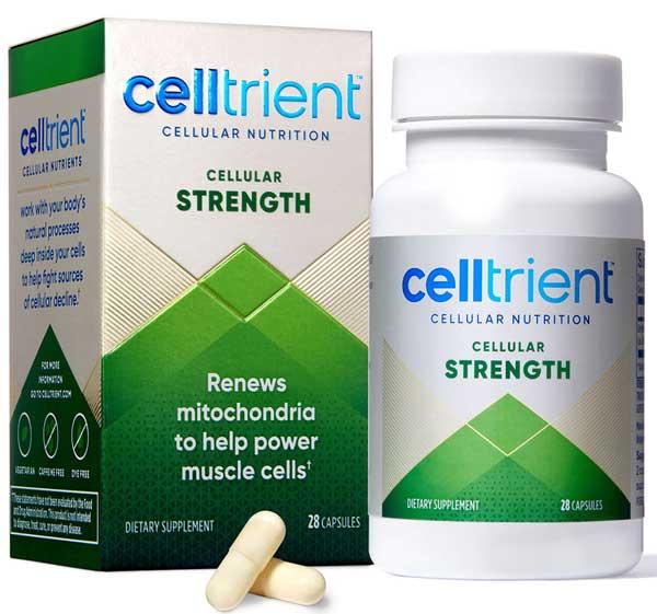 CELLULAR STRENGTH supplement
